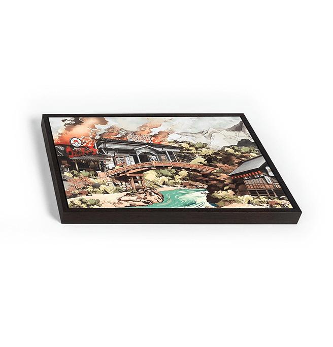 framed photo printing