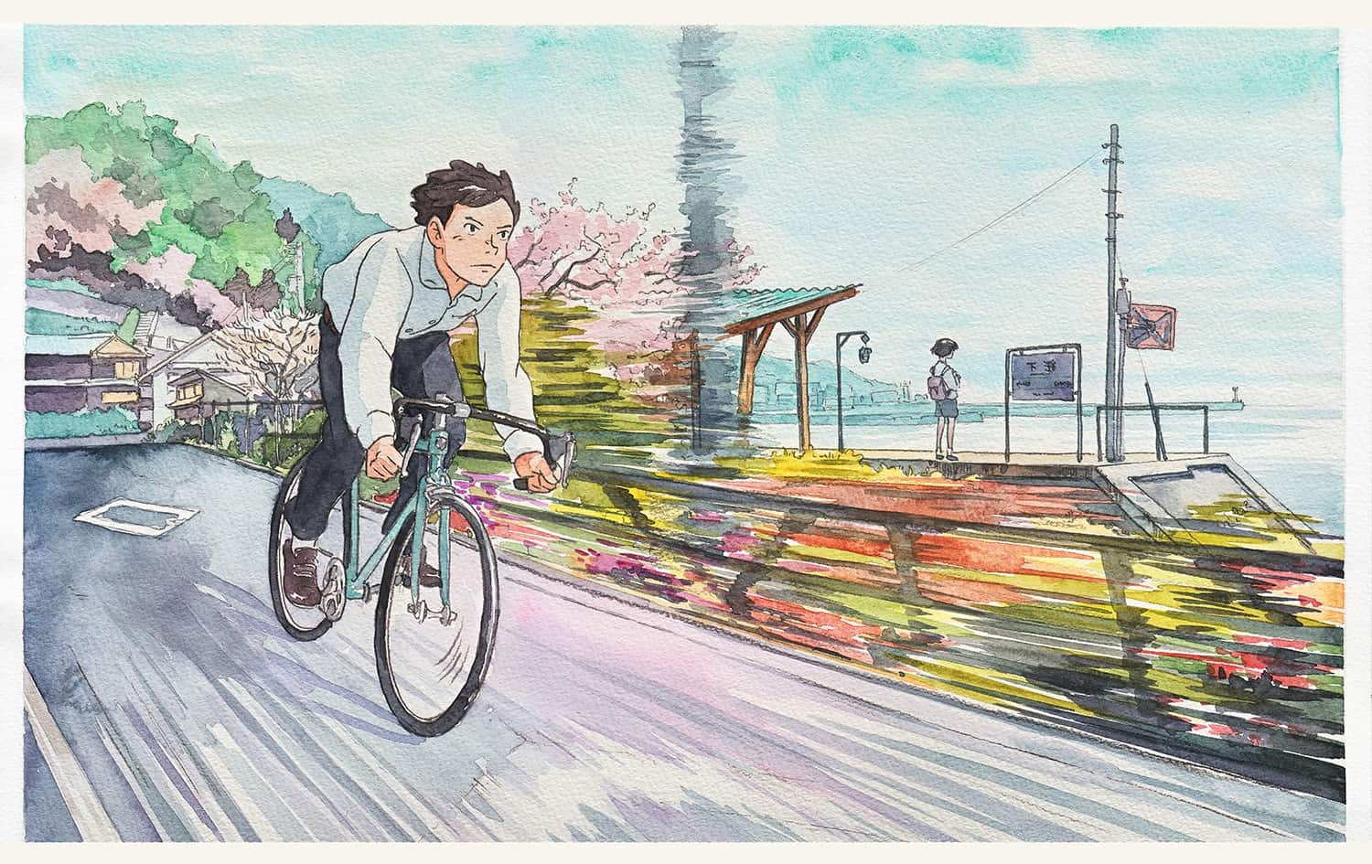 Polish animator and illustrator creates beautiful watercolour please introduce yourself and what you do publicscrutiny Images