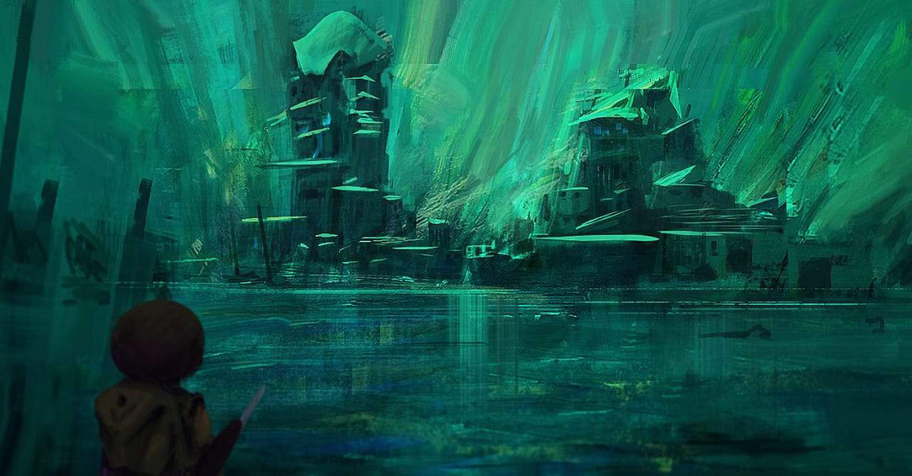 The Science Fiction Art of Col Price | Sci-Fi Concept Artist