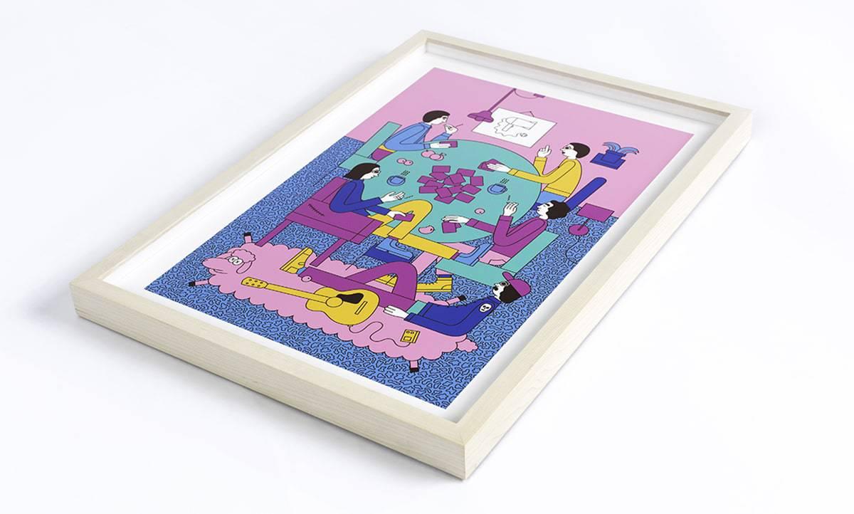 How to choose a fine art frame - Photo Printing | Art Printing ...