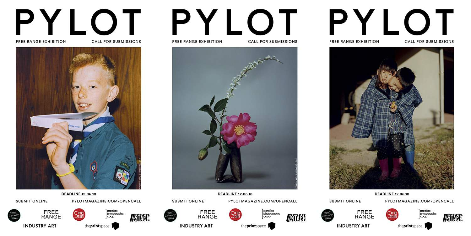 Submissions are open for a PYLOT curated exhibition at Free Range