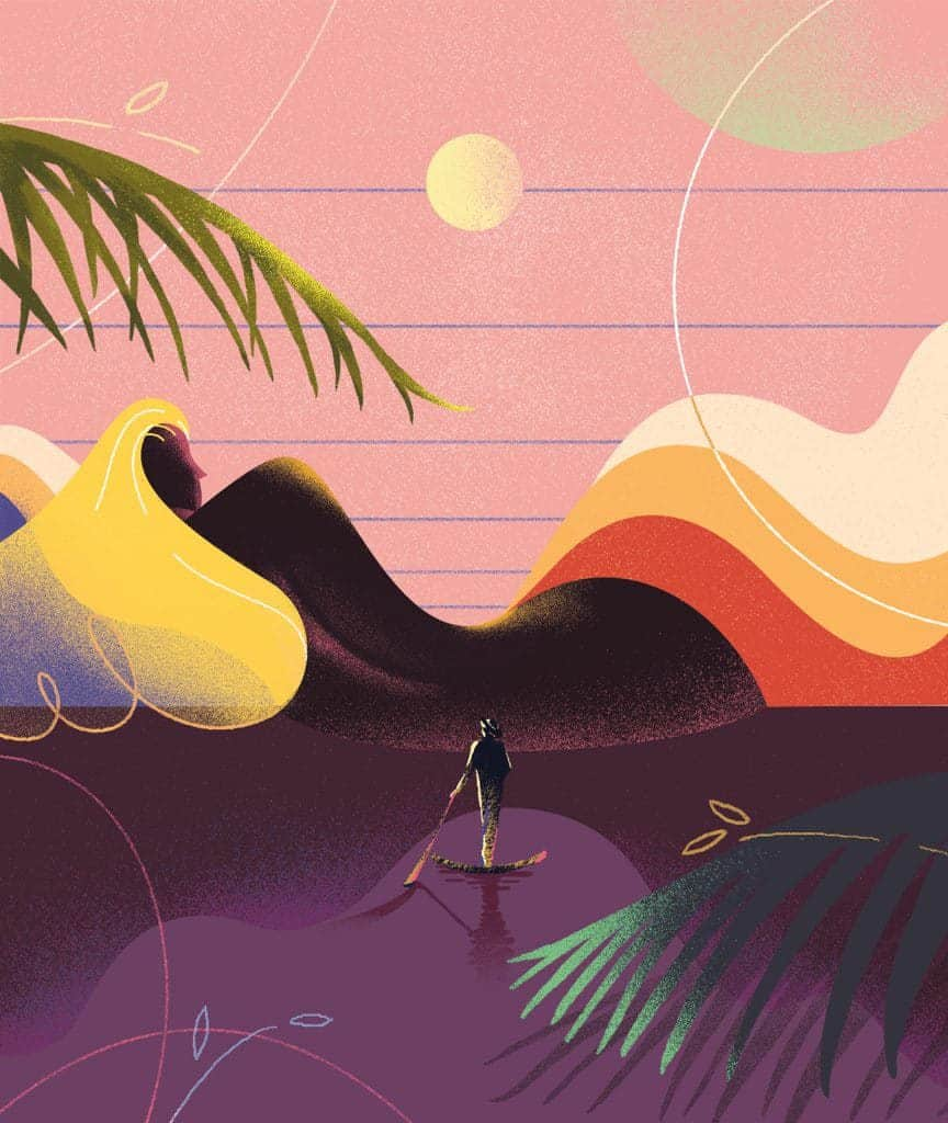 theprintspace is proud to support The World Illustrations