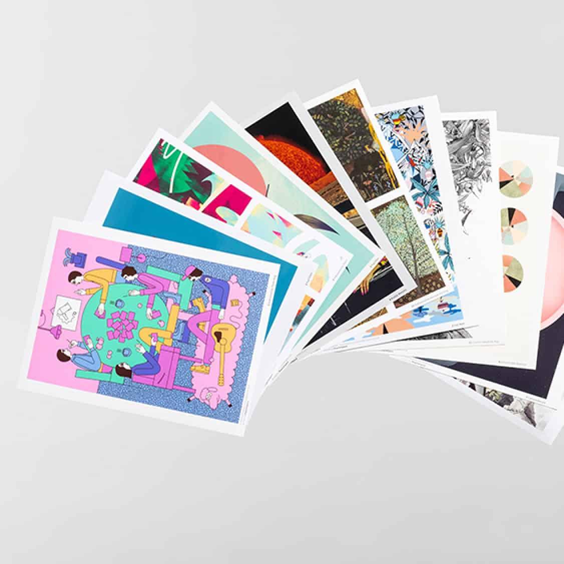 Gallery quality art prints